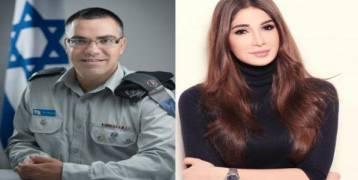 مشادة كلامية بين ديما صادق وأفيخاي أدرعي بسبب فاروق الفيشاوي