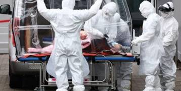 غزة .. 5 وفيات وأكثر من 800 إصابة بفيروس كورونا
