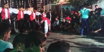 غزة : تمنع الحفلات بالشوارع والأماكن العامة