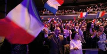 النتائج الرسمية للجولة الأولى للانتخابات الفرنسية