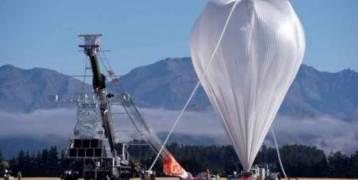 ناسا تطلق بالونا عملاقا لجمع بيانات في الفضاء
