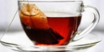 حقائق صادمة عن أكياس الشاي
