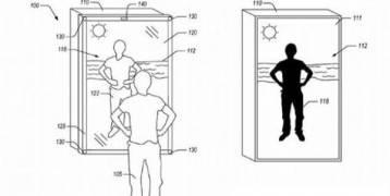 مرآة ذكية لتجربة الملابس والتجول بها دون ارتدائها