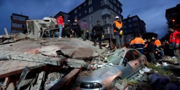 زلزال بقوة 4.2 درجة يضرب شمالي تركيا