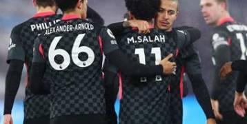 محمد صلاح يعود للتحليق بليفربول