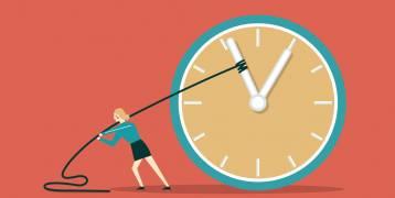 فن ادارة الوقت و الاستفادة منه خطوات هامة لنا