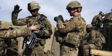 مقتل 4 جنود أمريكيين في قاعدة عسكرية في أفغانستان