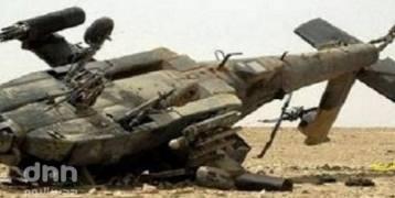 تحطم مروحية عسكرية ومقتل طاقمها في السودان