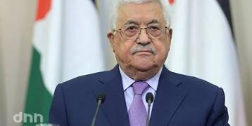 """فلسطين :  الرئيس محمود  عباس يعلن وقف العمل بالاتفاقات مع """"إسرائيل"""""""