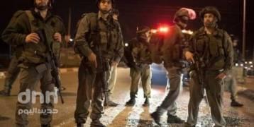 الأحتلال يشن حملة اعتقالات في الضفة تطال 14 مواطناً