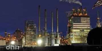 هبوط شديد بمخزونات النفط الأميركية 10 ملايين برميل في أسبوع