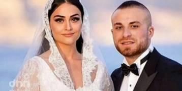 تركيا : «حليمة سلطان» تُعلن طلاقها من نجم كرة القدم التركي «غوغهان توري»