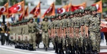تسمم 200 جندي تركي بوجبة إفطار