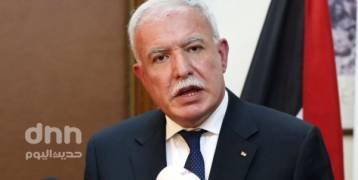 """فلسطين : المالكي يجدد رفض السلطة لمحاولات """"الابتزاز المالي"""""""