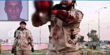سوريا : أول فيديو للداعشي الفرنسي بعد القبض عليه قرب مدينة الباب السورية
