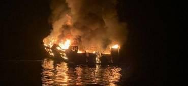 """خطأ """"لا يغتفر"""" من قائد المركب أحرق 34 شخصا.. والعقوبة رادعة"""