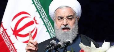 """إيران : روحاني يتوعد مدبري هجوم الأهواز برد """"ساحق ومدمر"""""""
