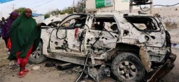 مقتل 20 على الأقل في انفجار سيارة ملغومة في مقديشو