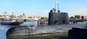 فقدان الاتصال بغواصة أرجنتينية على متنها 44 شخصا وبدء عمليات البحث
