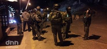 الاحتلال يقتحم بيت ساحور ويصادر كاميرات مراقبة