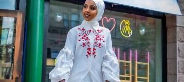 زهرة أبو بكر لاجئة صومالية تفوز بلقب ملكة جمال مسلمات أمريكا