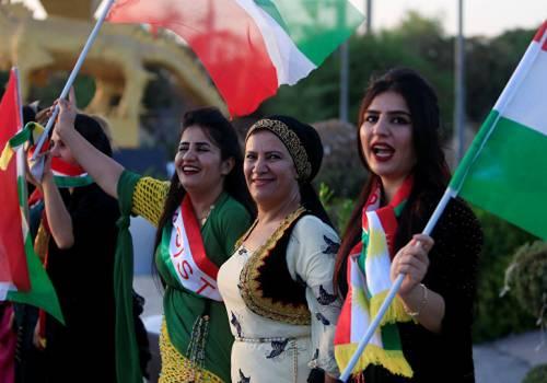 """صحيفة """"نيويورك تايمز"""": استفتاء كردستان خطير"""