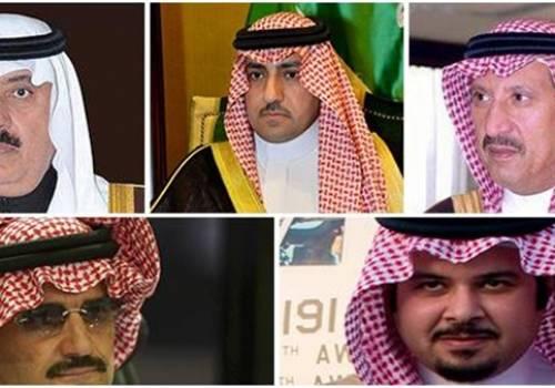مبعوث فرنسي زار الأمراء المعتقلين في السعودية.. وكشف عن تفاصيل مثيرة