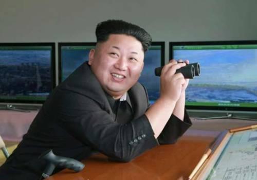 زعيم كوريا الشمالية يتسلم تقريرا من الجيش بشأن إطلاق صواريخ تجاه غوام