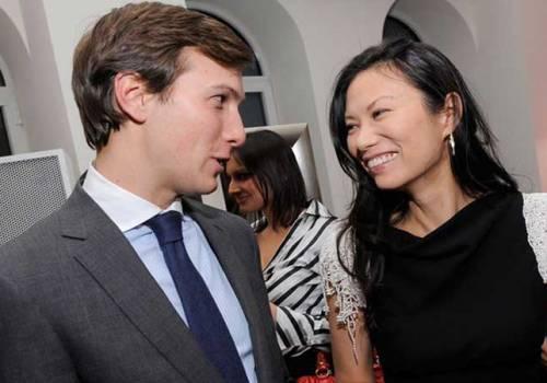 صهر ترامب تلقى تحذيرا من خطر صداقته بالزوجة السابقة لمردوك بسبب علاقتها ببكين