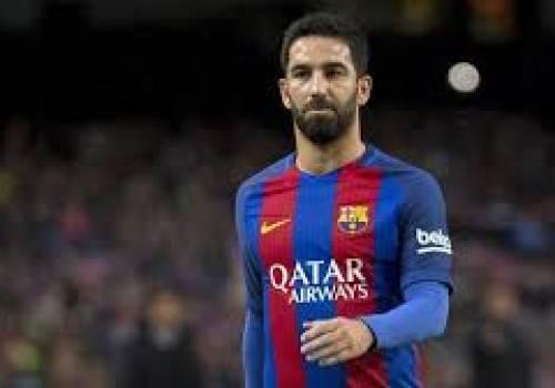 """لاعب برشلونة التركي """"طوران"""" ينتقد قرار ترامب حول القدس"""