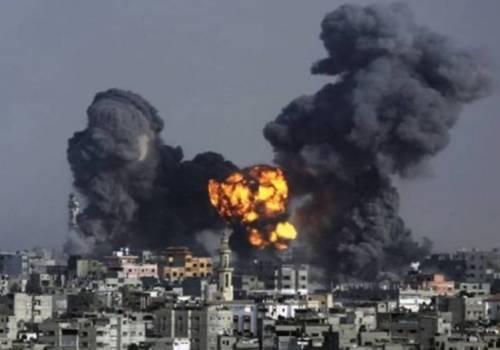 غزة : وقف اطلاق النار بوساطة مصرية