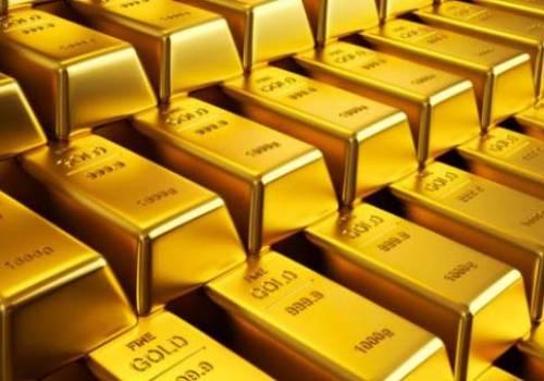 الذهب يتراجع من أعلى مستوى في 8 أسابيع