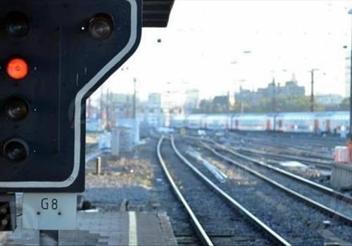 أول قطار تجاري صيني يصل الأراضي البريطانية
