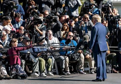 """للتواصل مع مؤيديه.. ترامب فعلها وأطلق """"الموقع المنتظر"""""""