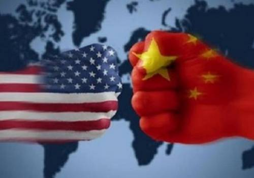 تقريرحول الصين أقوى من أميركا إذا اندلعت حرب تجارية