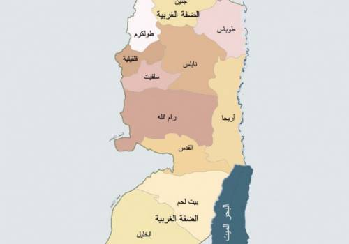 """إذاعة الاحتلال تمنع استخدام """"الضفة الغربية"""""""