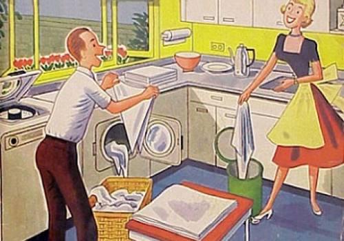 لتشجيع الزوج الكسول على العمل هناك 7 طرق