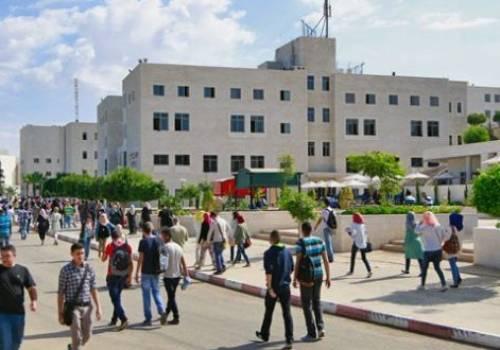 اضراب شامل في كافة الجامعات الفلسطينية يوم غد