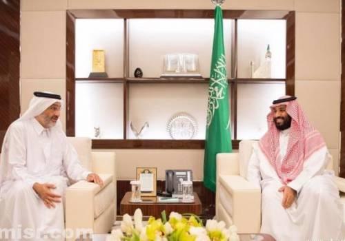 عبدالله بن علي آل ثاني يربك قطر ويفتح ماضي الانقلابات