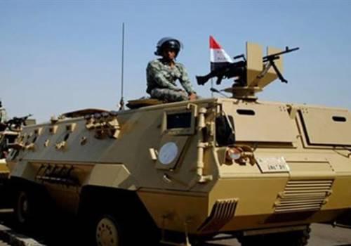 مصر : مقتل 12 إرهابياً بمداهمة أمنية شمال سيناء