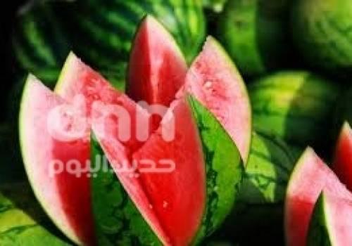 كيف تختار البطيخة الحلوة والجيدة؟