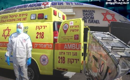 """5 حالات وفاة بسبب فيروس كورونا في """"اسرائيل """""""