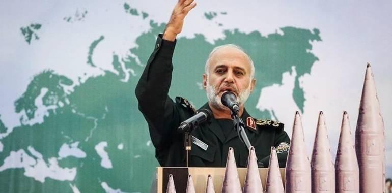 قائد عسكري إيراني: أنشأنا 6 جيوش خارج حدودنا تدافع عنا