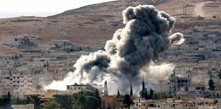 قتلى من البشمركة إثر غارات تركية في العراق وسوريا