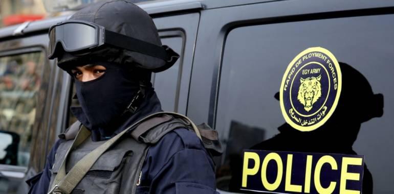 """مصر : """"الداخلية"""" المصرية تعلن مقتل 5 تقول إنهم منتمون للإخوان"""